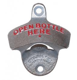 Flasköppnare (vägg montering)