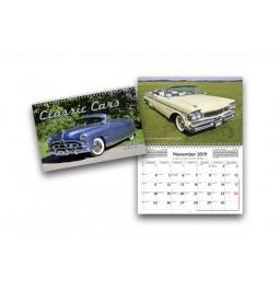Classic Cars 2019, Kalender