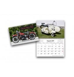 Kalender, Classic Bikes 2019