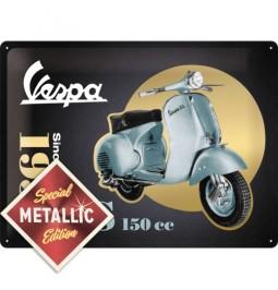 Metallskylt 30x40 cm